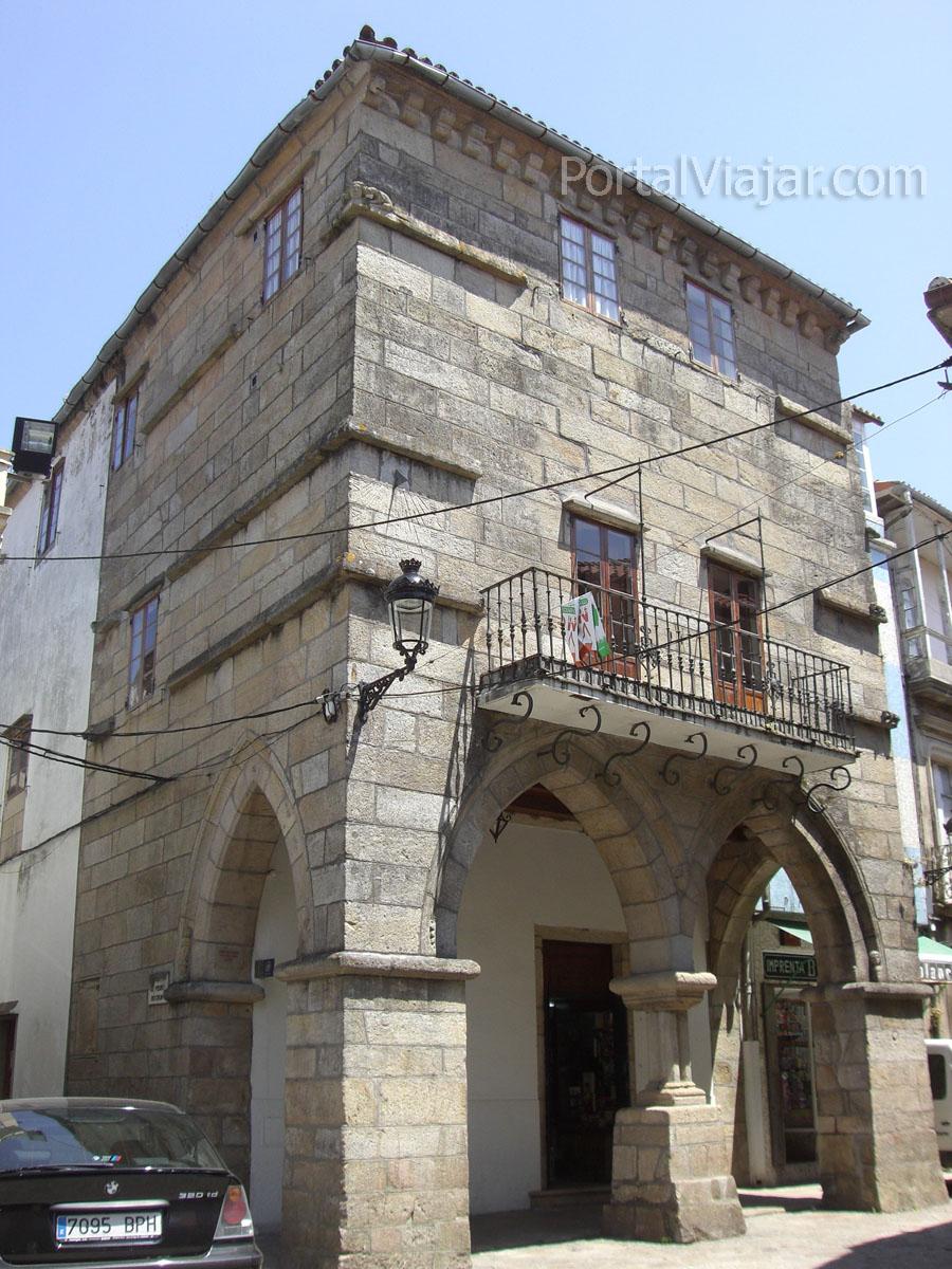 Casa da Xouba (Noia)