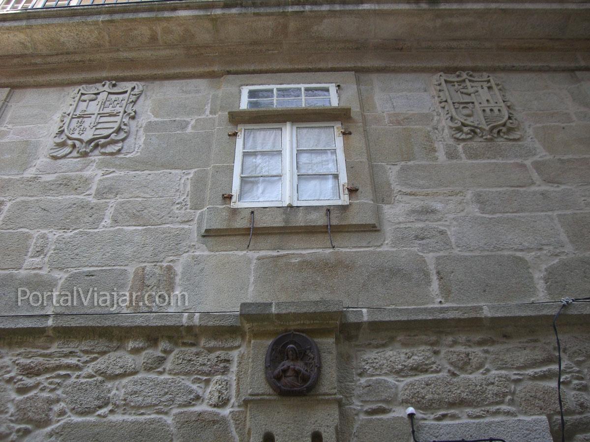 Casa Malvar - Escudos (Noia)