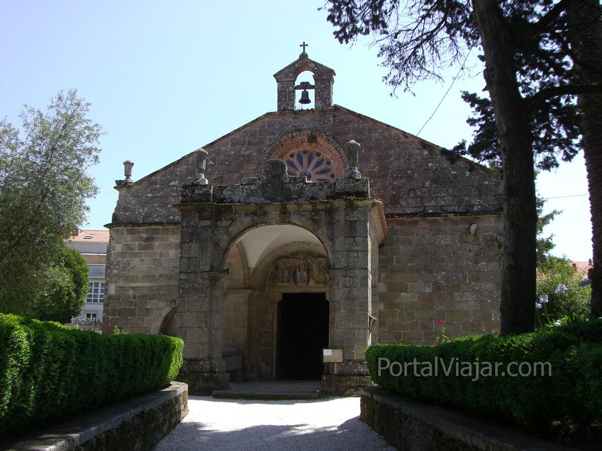 Iglesia de Santa María A Nova (Noia)