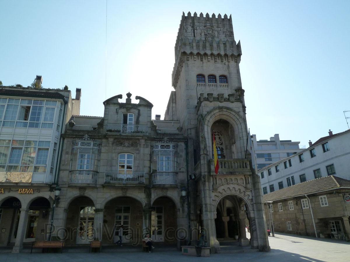 O Porriño - Ayuntamiento