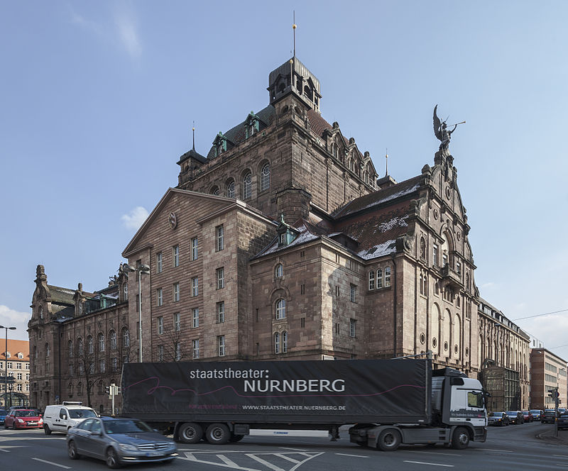 Ópera de Núremberg (Alemania)