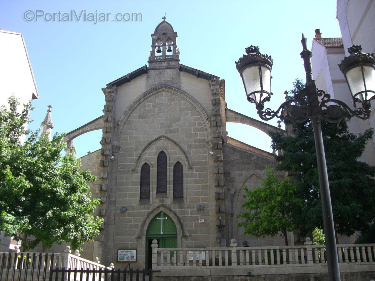 Iglesia de Santiago das Caldas (Ourense)