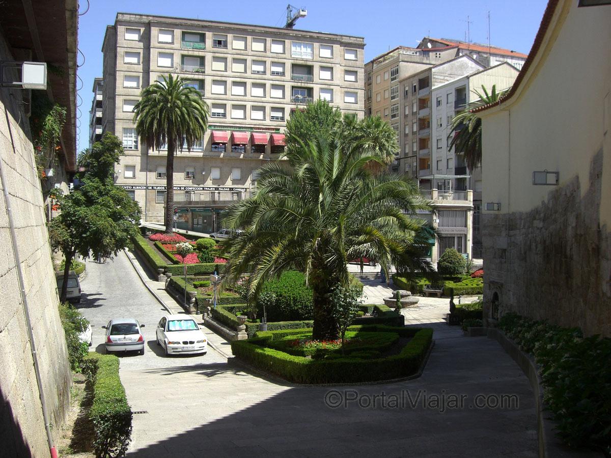 Jardines de las Burgas (Ourense)