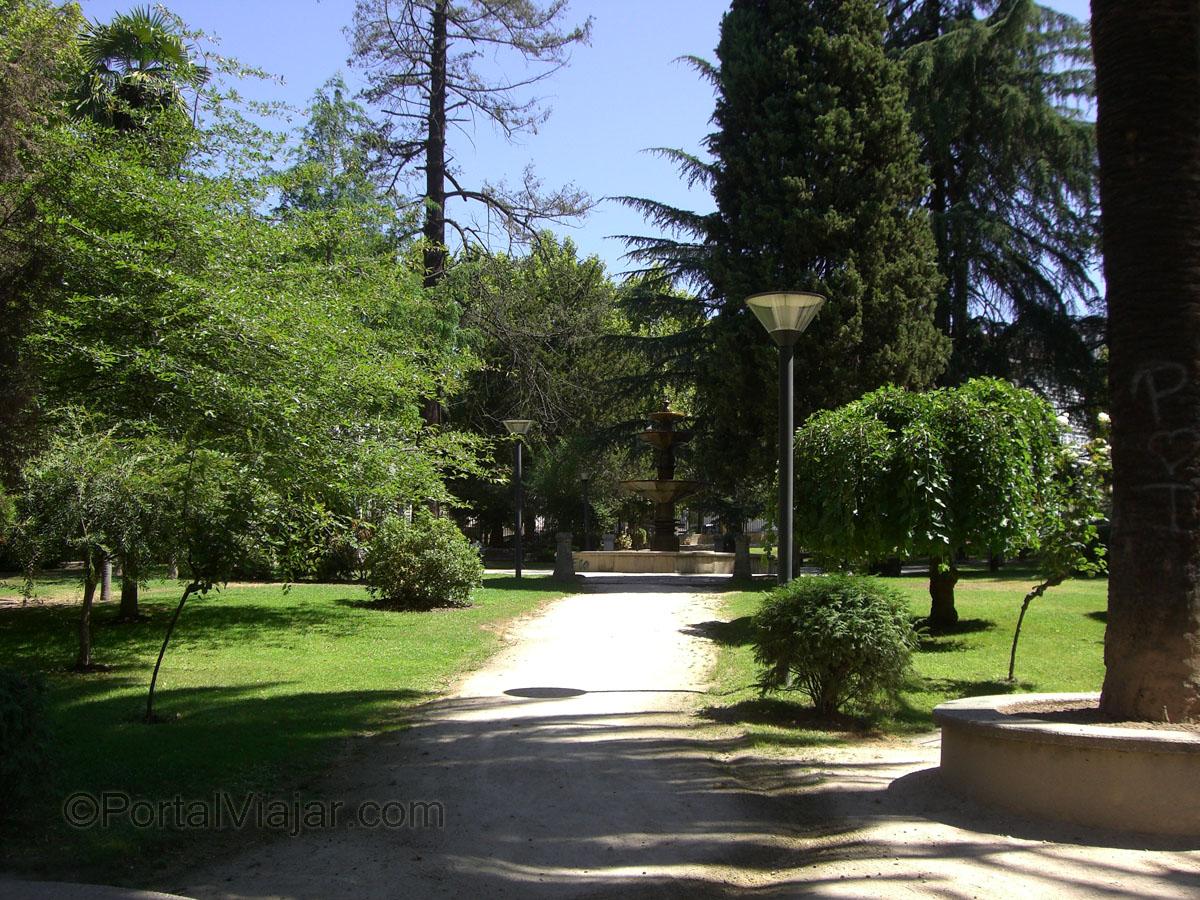 jardines del pos o ourense portal viajar