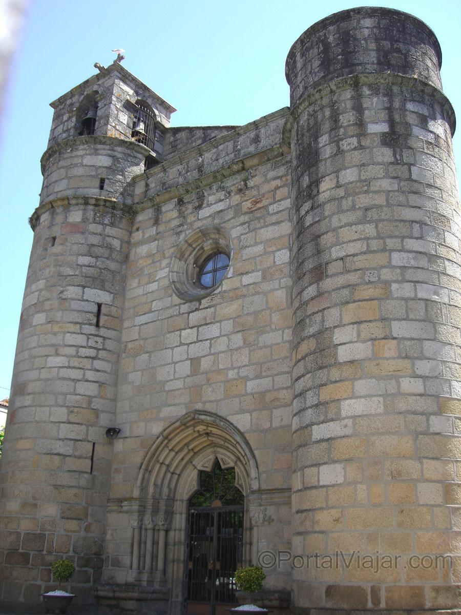 Iglesia de la Santísima Trinidad (Ourense)