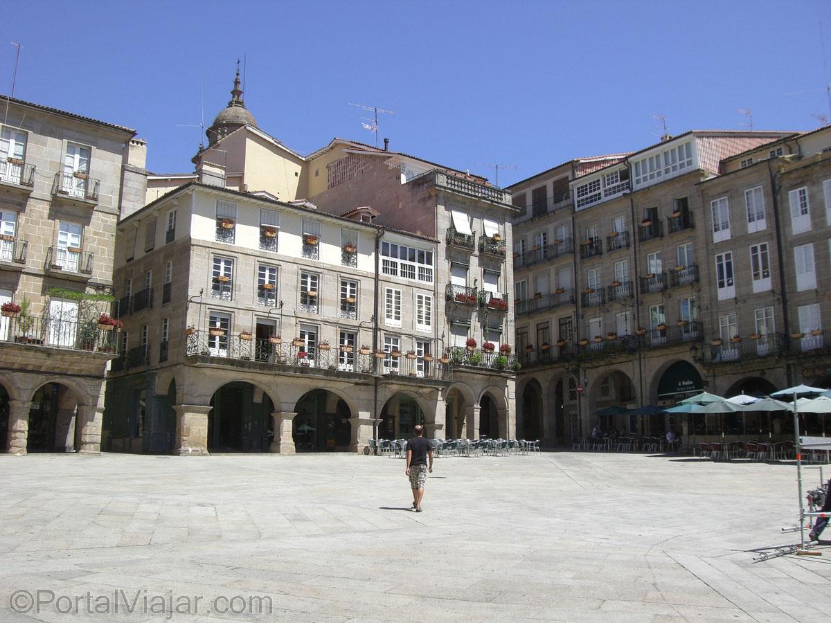 Plaza Mayor (Ourense)