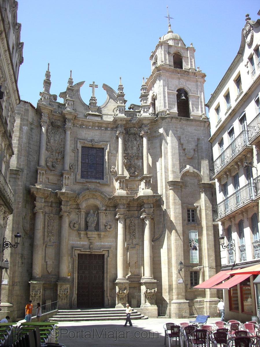 Iglesia de Santa Eufemia (Ourense)