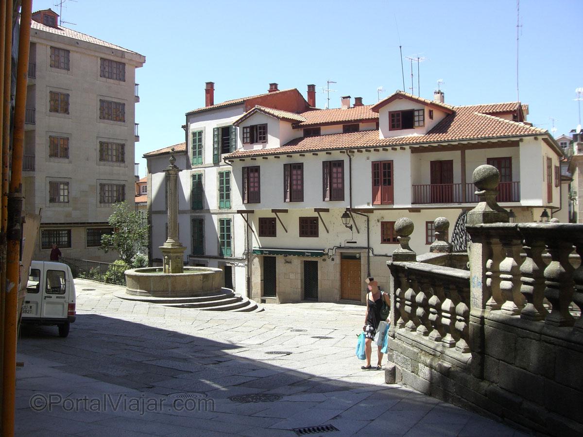 Plaza do Trigo (Ourense)
