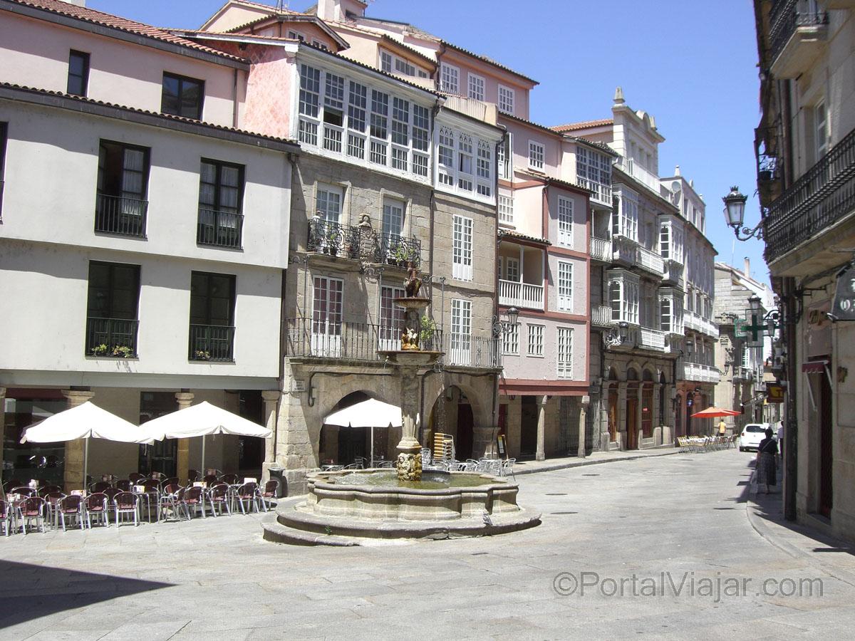 Plaza do Ferro (Ourense)