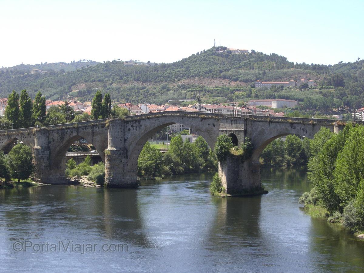 Ponte Vella / Maior (Ourense)