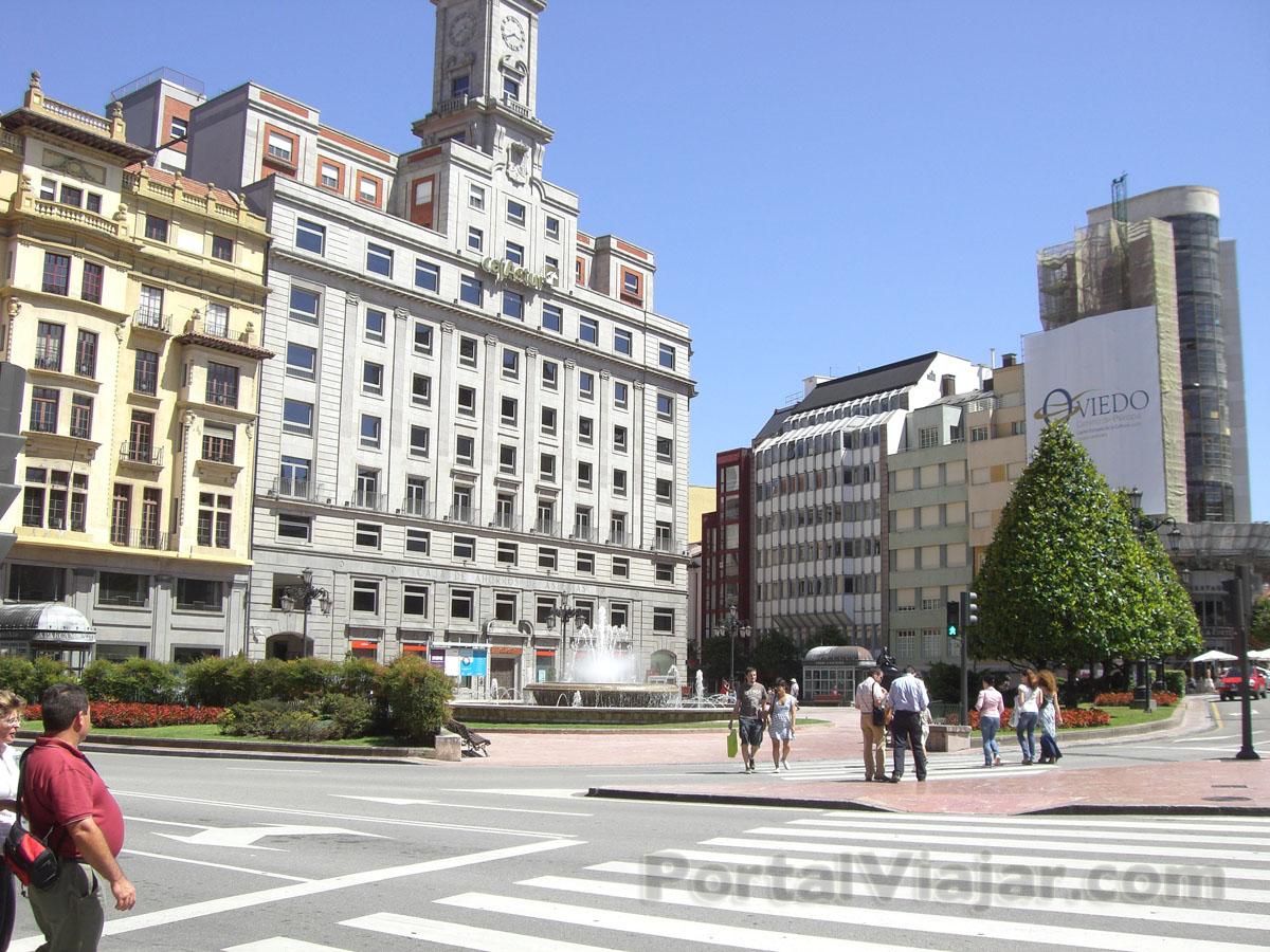 oviedo 21 - plaza de la escandalera