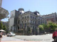 oviedo - palacio de la junta general del principado de asturias