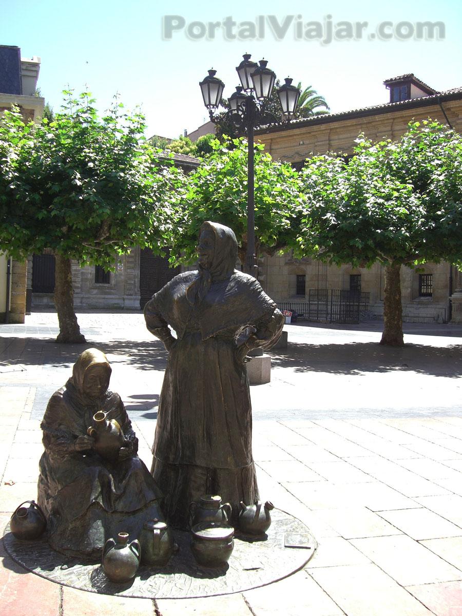 oviedo 33 - plaza de daoiz y velarde - las alfareras