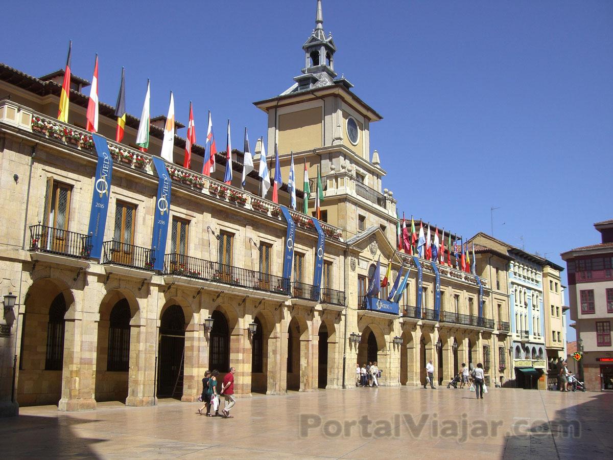 Ayuntamiento de oviedo portal viajar for Ayuntamiento de villel de mesa