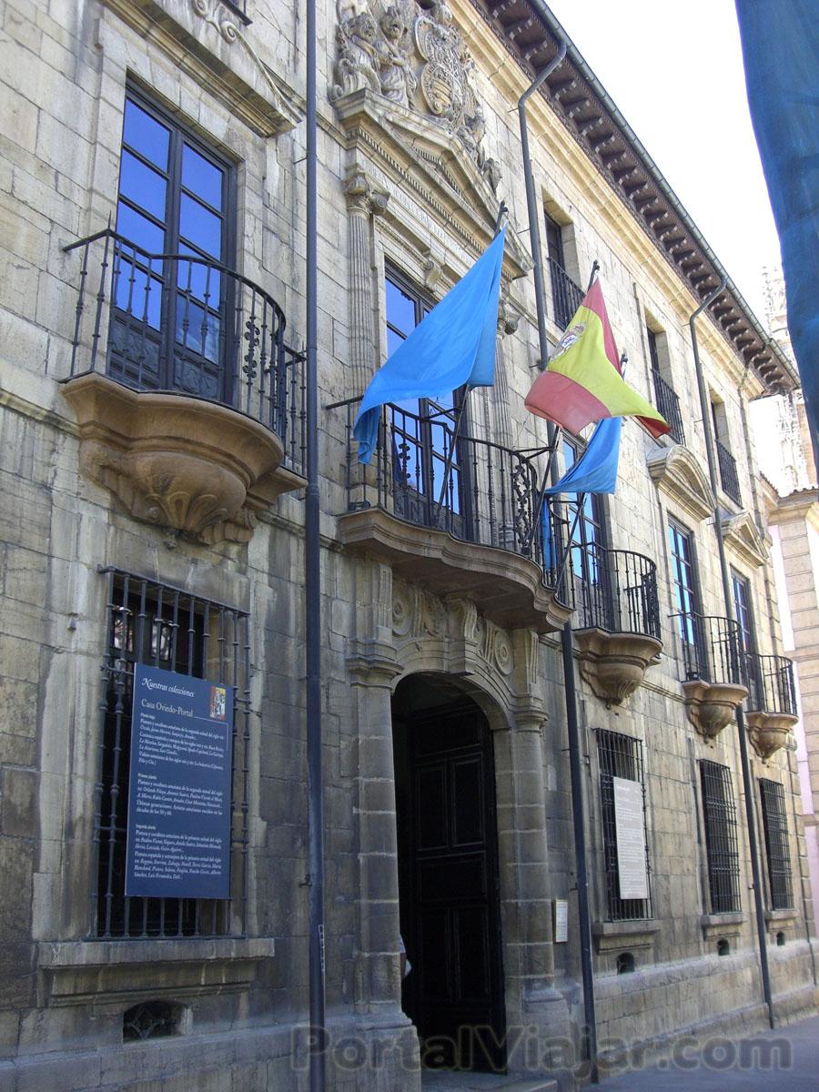 oviedo 49 - palacio de velarde - museo de bellas artes