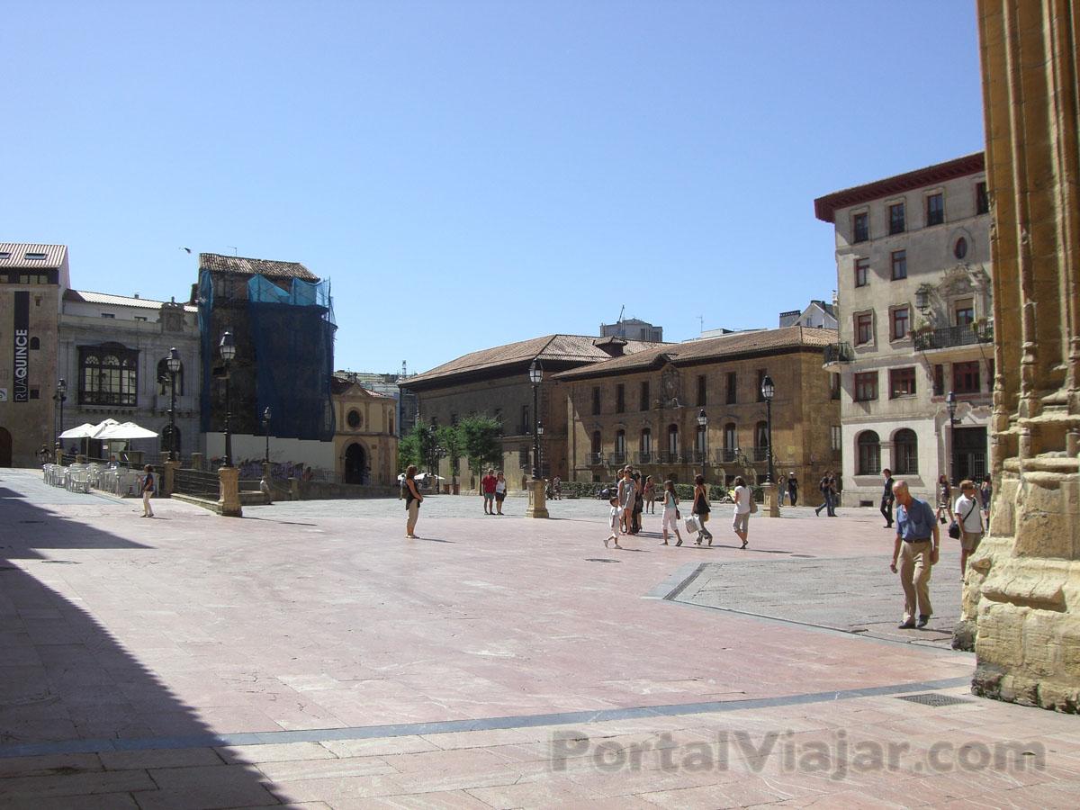 oviedo 55 - plaza de alfonso II el casto