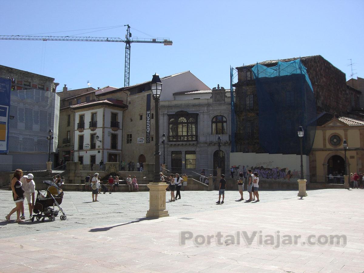oviedo 69 - plaza de alfonso II el casto