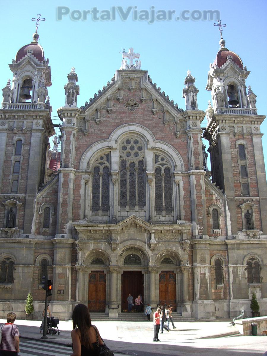 oviedo - iglesia de san juan