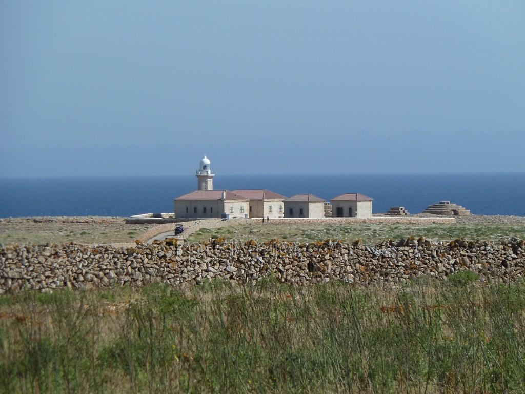 Punta Nati y Faro de Punta Nati (Menorca)