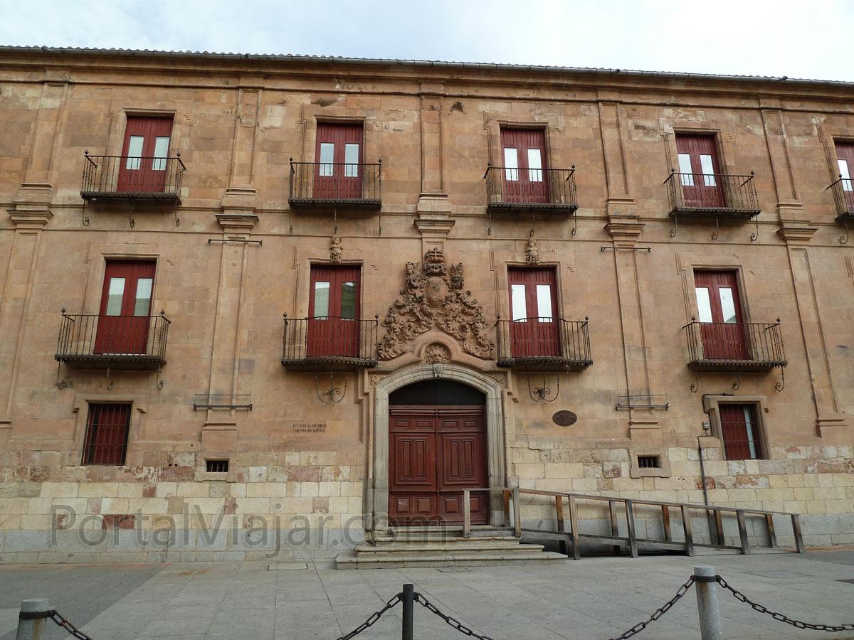 Colegio Mayor Fonseca (Los Irlandeses)
