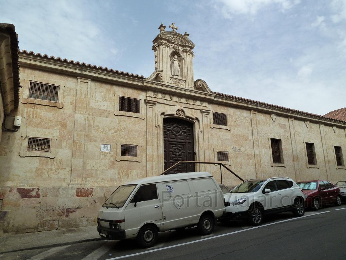salamanca 158 - convento de santa clara