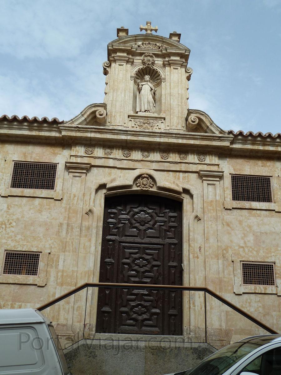 salamanca 159 - convento de santa clara