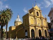 san miguel de tucuman basilica de san francisco