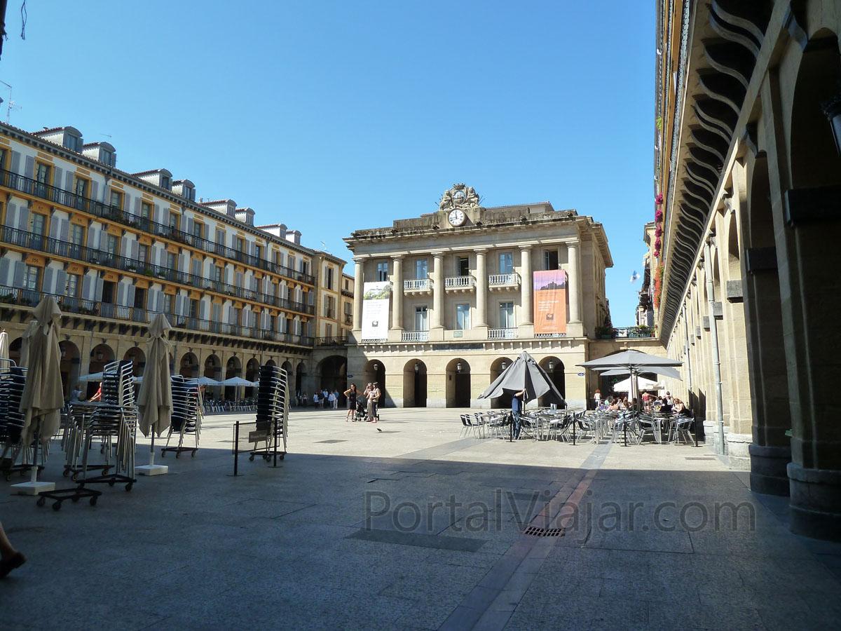 san sebastian 109 - plaza de la constitucion