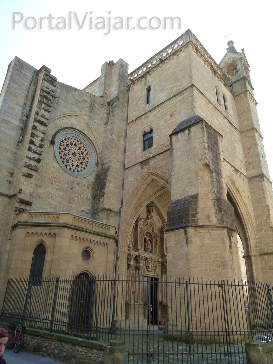 san sebastian 120 - iglesia de san vicente