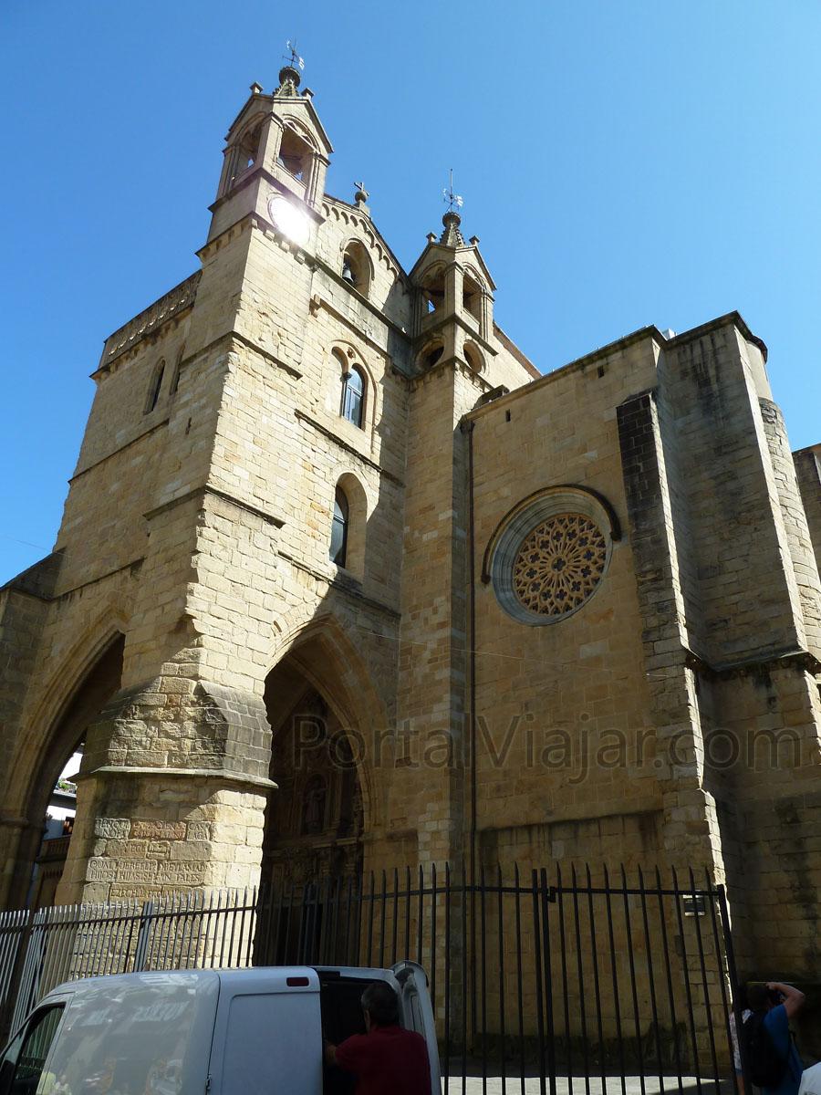 san sebastian 121 - iglesia de san vicente