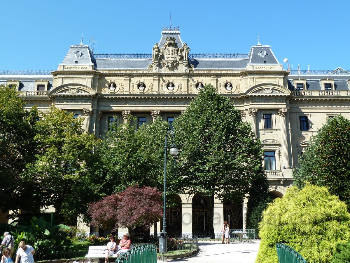 san sebastian 72 - palacio de la diputacion foral de gipuzkoa