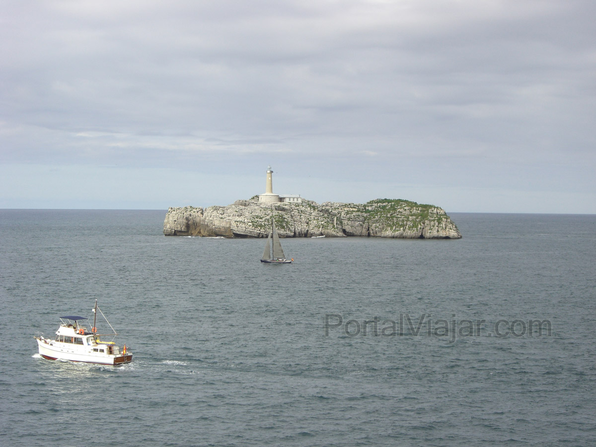 Isla de Mouro (Santander)