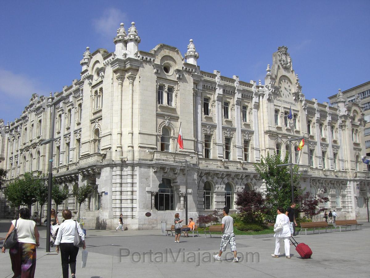 Santander - Ayuntamiento