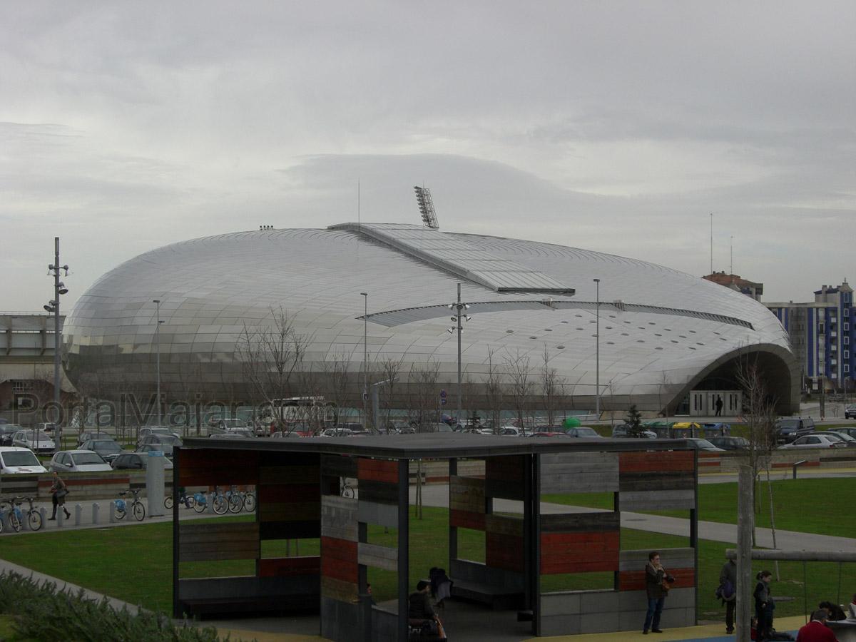 Palacio de los Deportes (Santander)