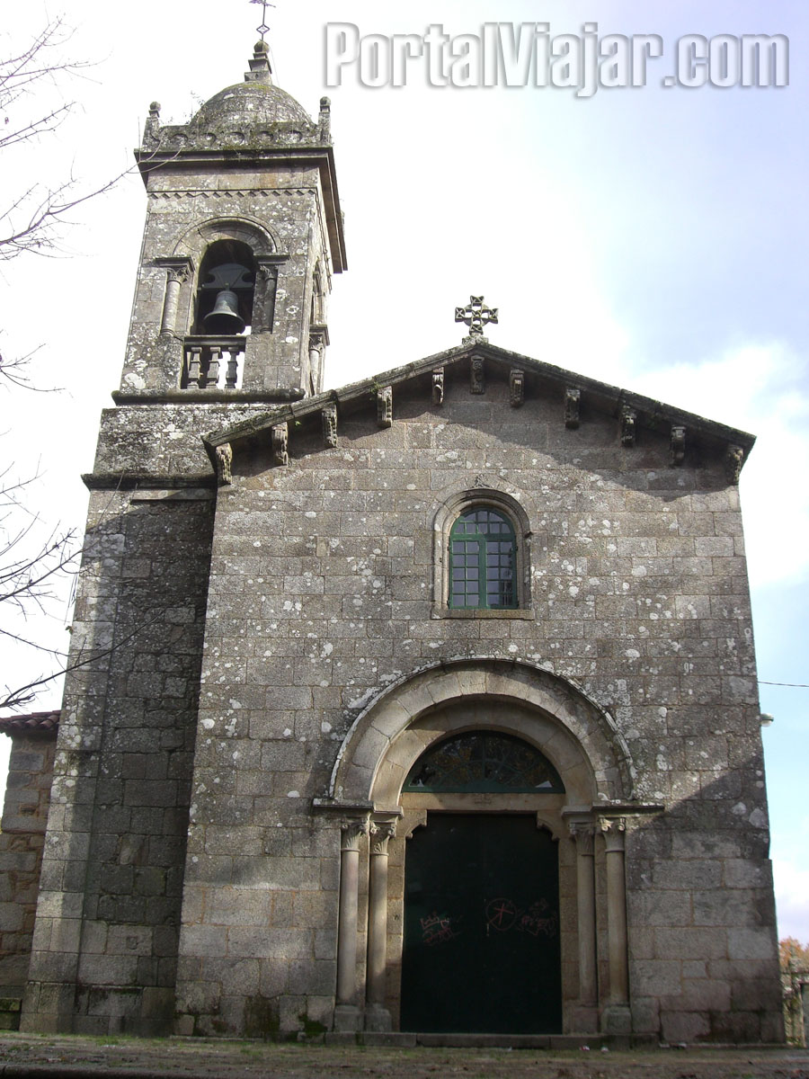 santiago de compostela 104 - iglesia de santa susana