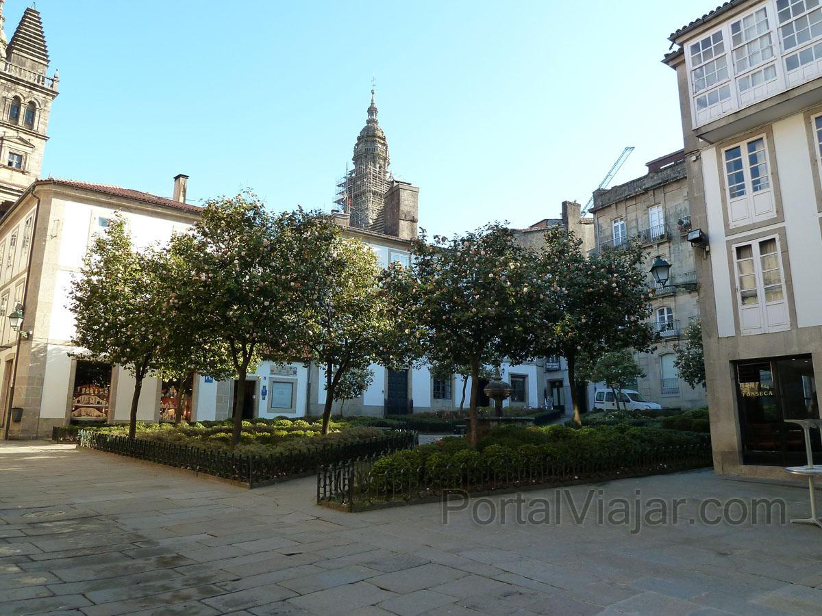 Plaza de Fonseca (Santiago de Compostela)