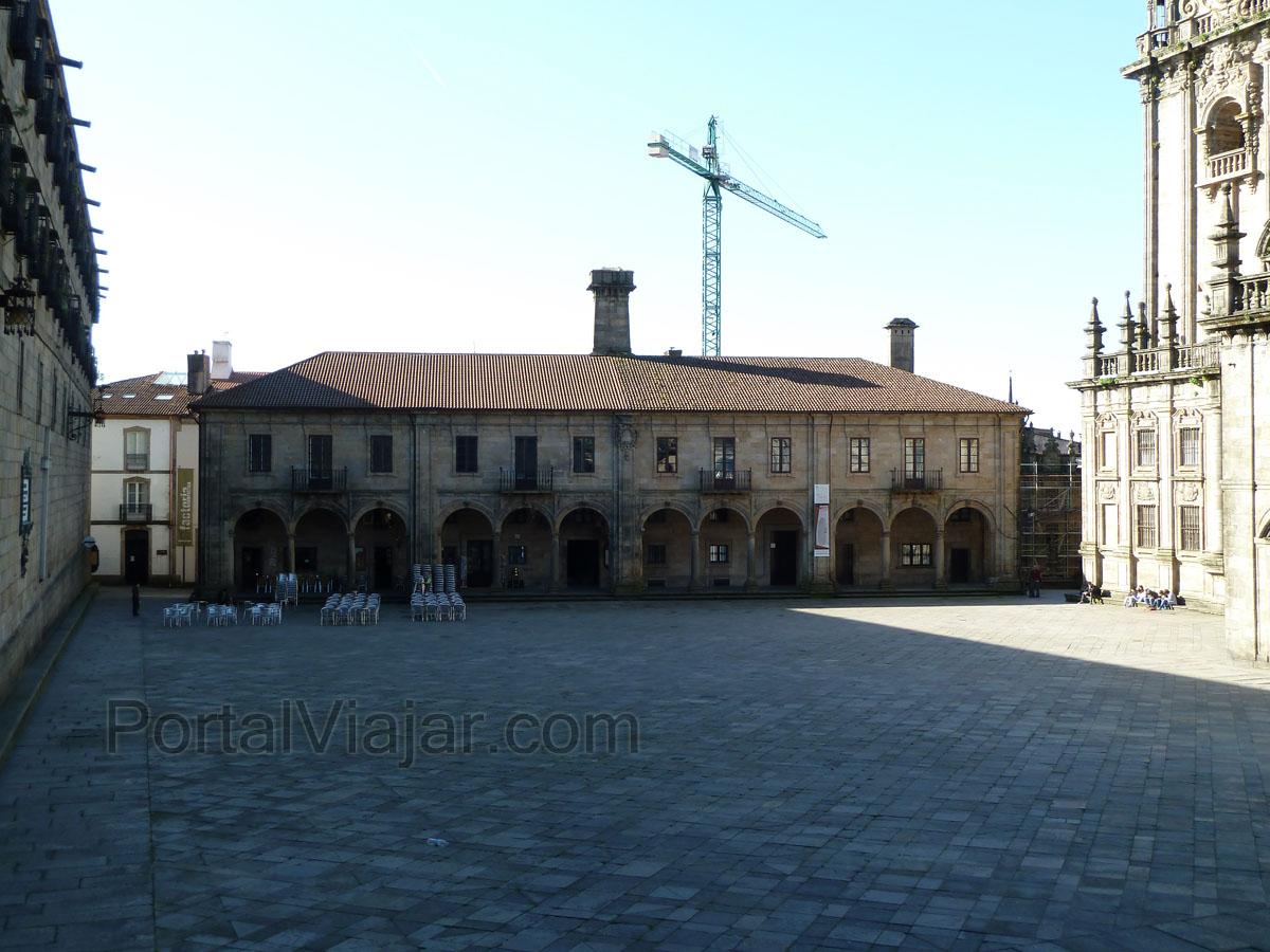 Casa da Conga / Casa dos Canónigos (Santiago de Compostela)