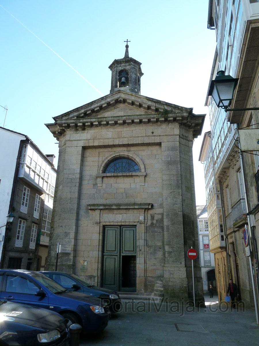Iglesia de San Bieito Santiago de Compostela