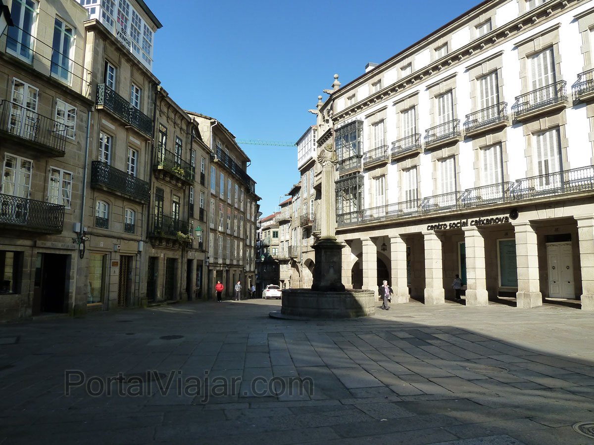 Plaza de Cervantes (Santiago de Compostela)