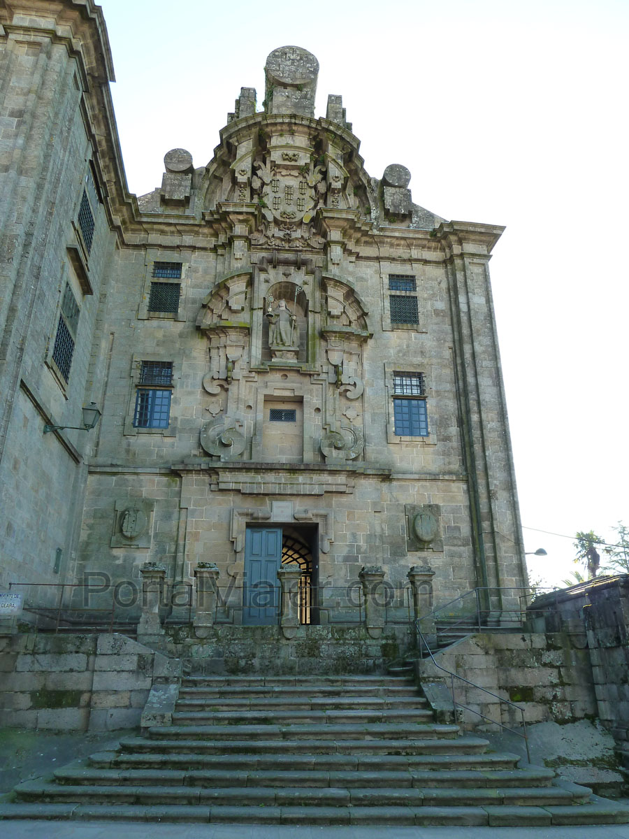 Convento de Santa Clara (Santiago de Compostela)