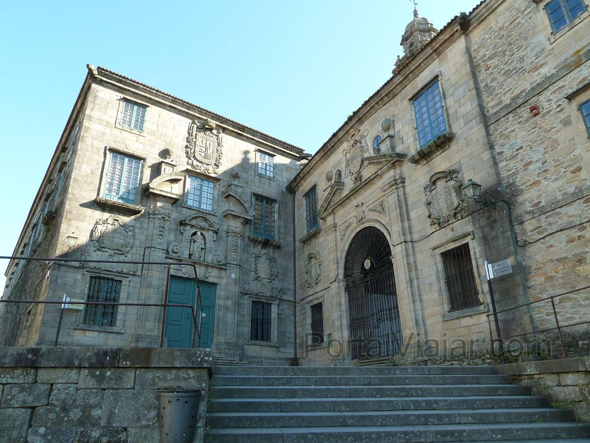 Iglesia y Convento de San Domingos de Bonaval (Santiago de Compostela)