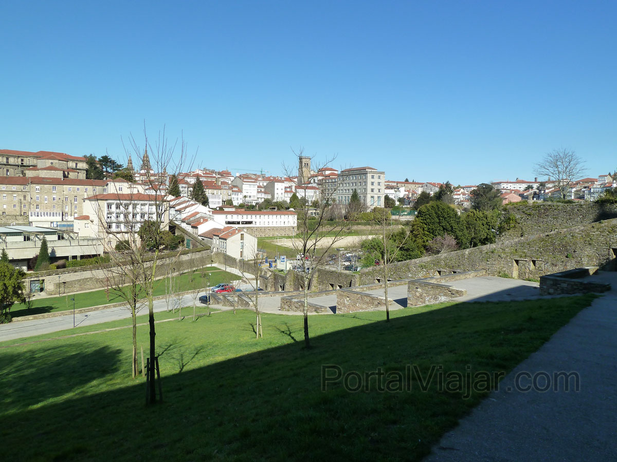 Parque de Belvís (Santiago de Compostela)