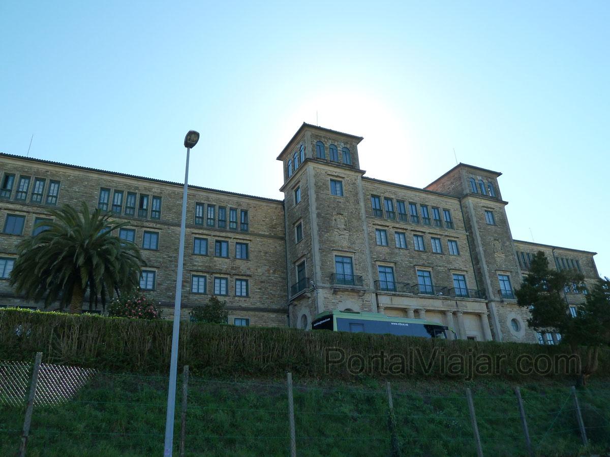 Seminario Menor Santiago de Compostela