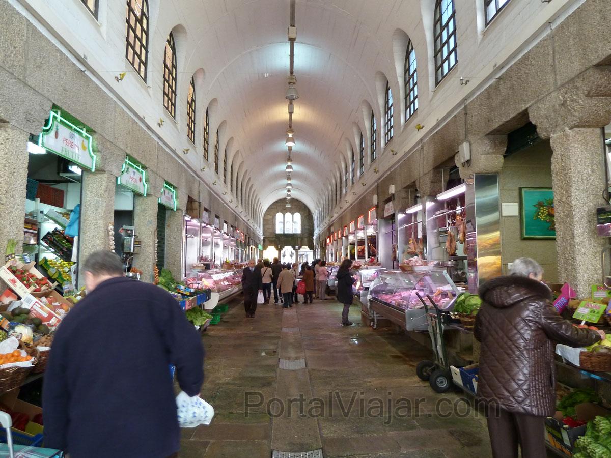 Mercado de Abastos (Santiago de Compostela)