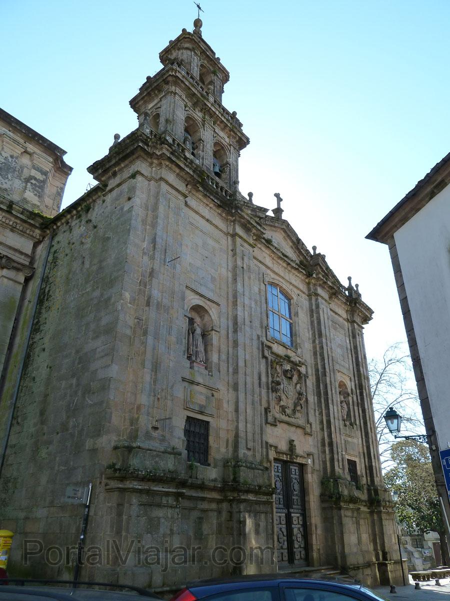 Iglesia de la Universidad (Santiago de Compostela)