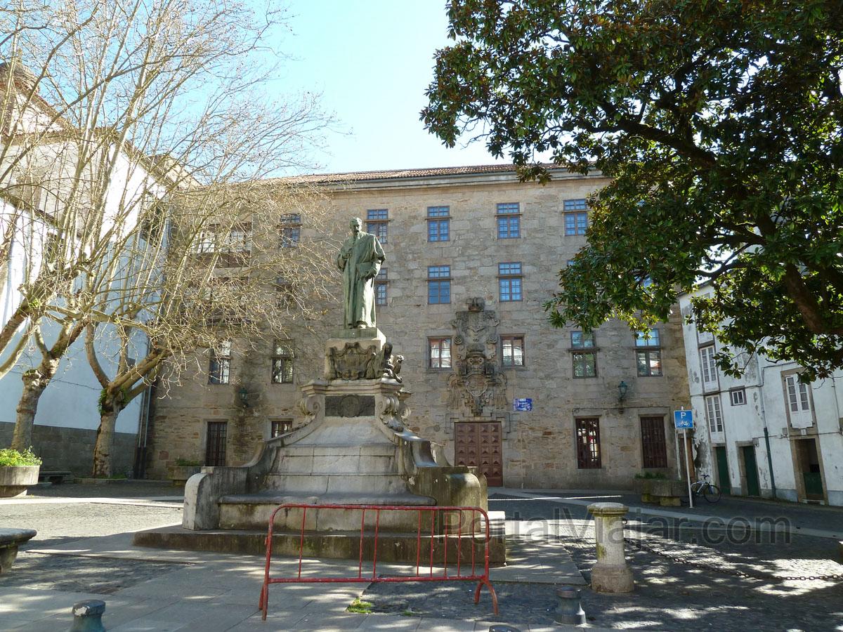 Plaza de Mazarelos (Santiago de Compostela)