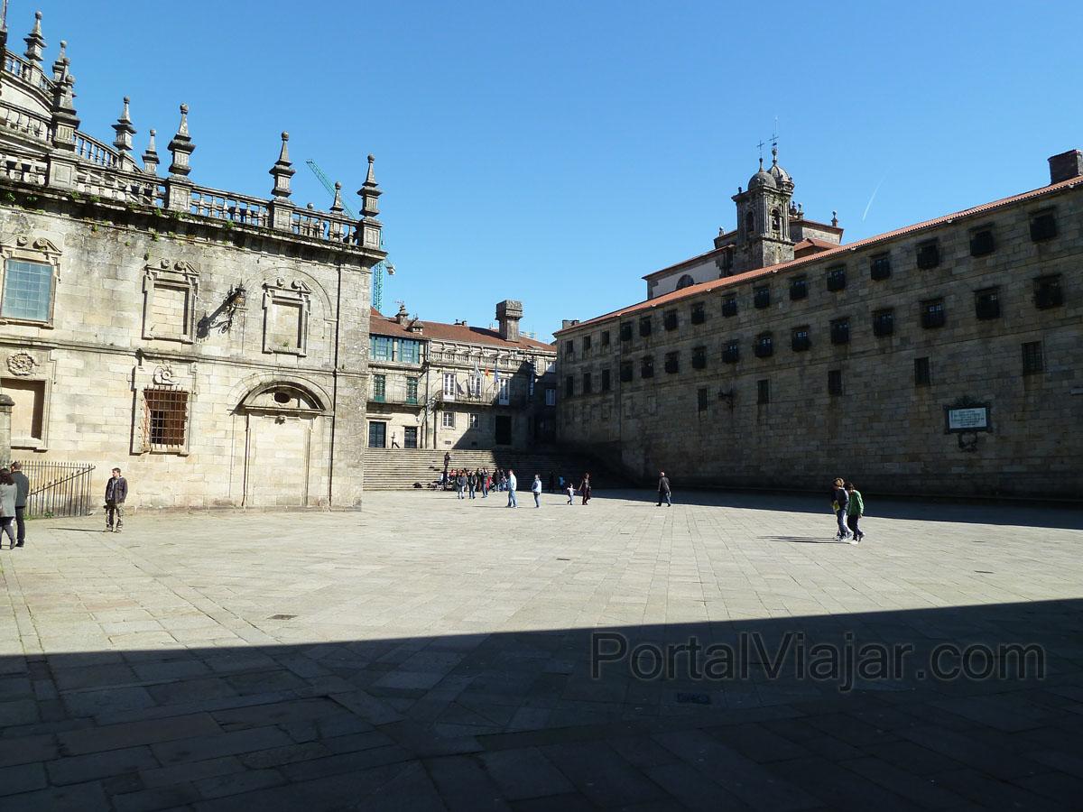 Plaza de la Quintana (Santiago de Compostela)