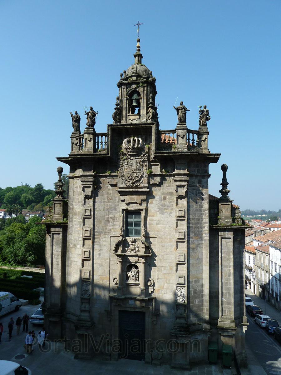 santiago de compostela 322 - iglesia de san francisco