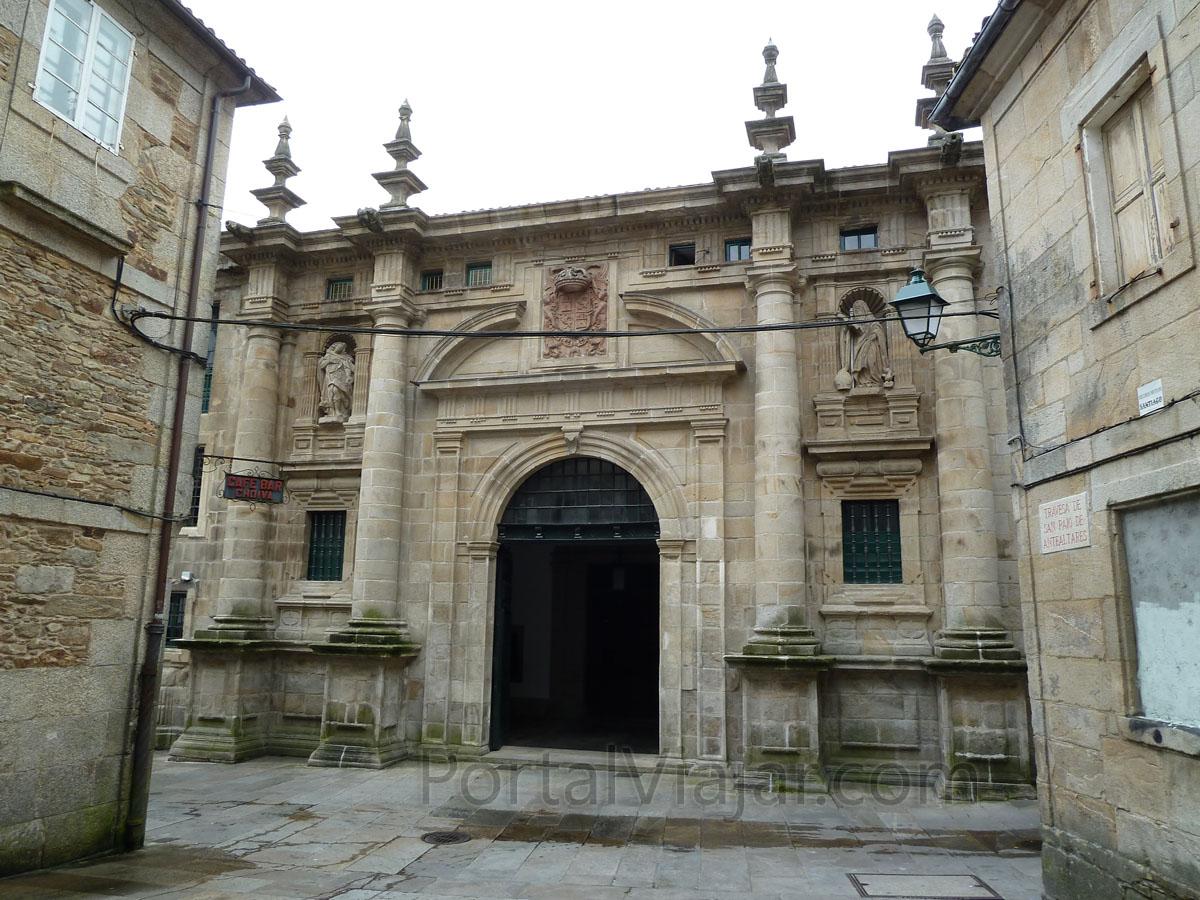 santiago de compostela 326 - monasterio san paio de antealtares