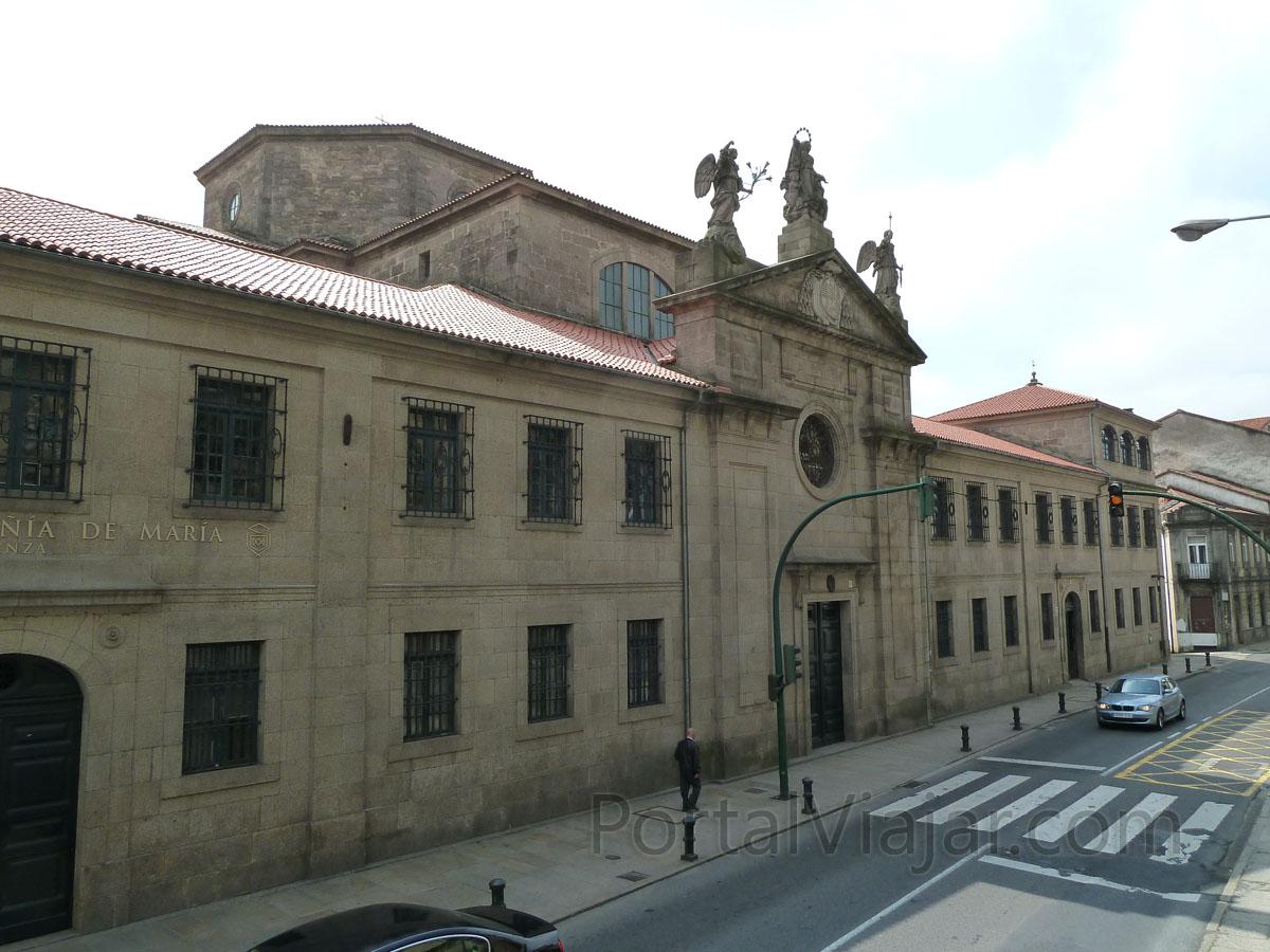santiago de compostela 350 - convento de la compania de maria